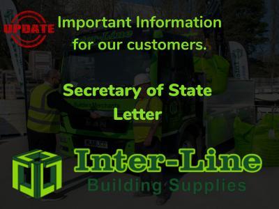 Secretary of State COVID-19 Letter